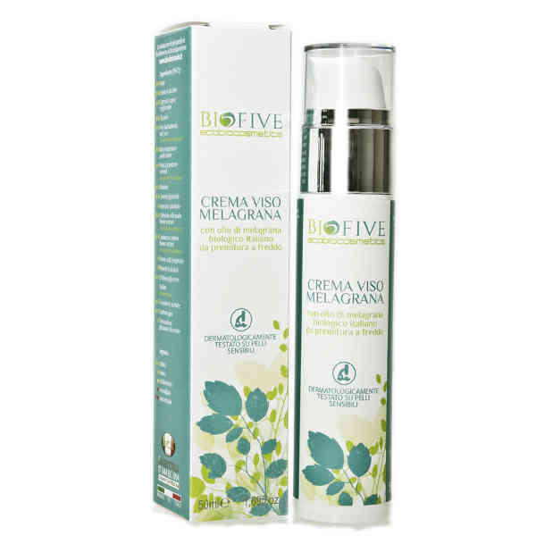 Crema viso melagrana 50 Ml