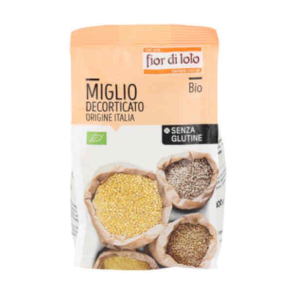 Miglio decorticato alimenti bio come cucinare il miglio for Cucinare miglio